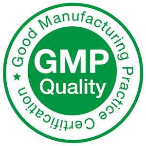 GMP Quality International Good Manufacturing Practice Certification in the United States for FH Packaging by www.fhpkg.com