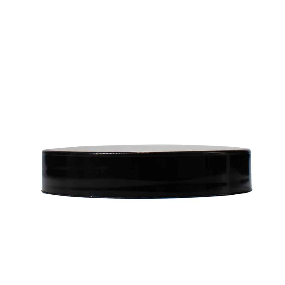 58-400 Black Smooth Skirt Lid