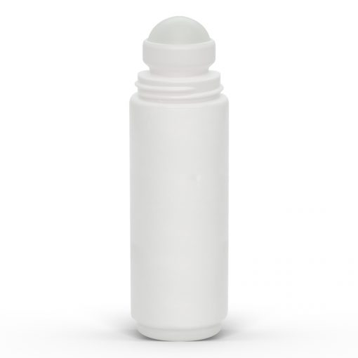 3 oz Classic Round Cap Deodorant Bottle with FH Packaging for FHPKG
