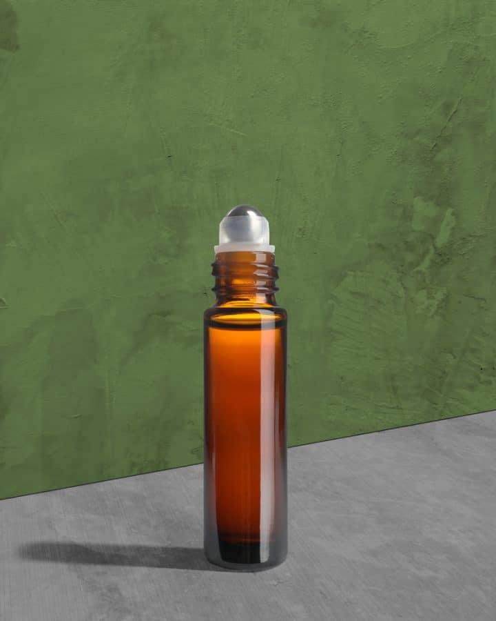 Amber Roll On Bottle