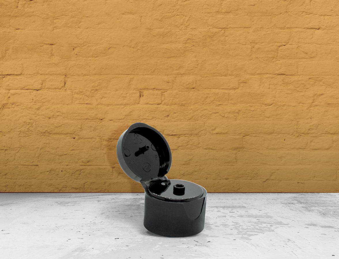 Black flip Top FH Packaging Wholesale & Bulk Packaging