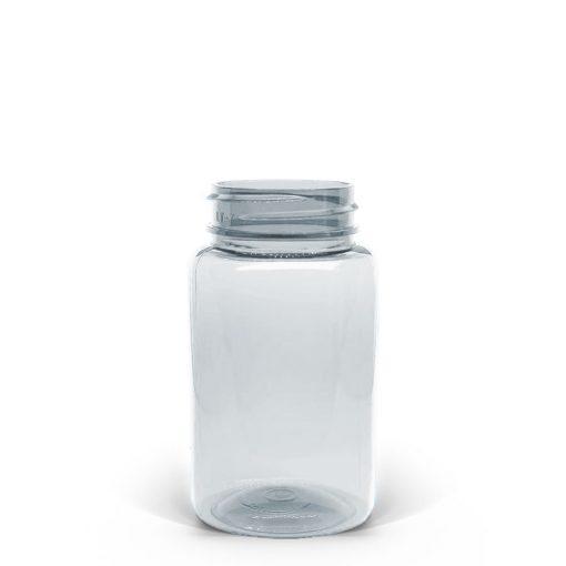 100cc Clear PET Packer Bottle 38-400 Neck