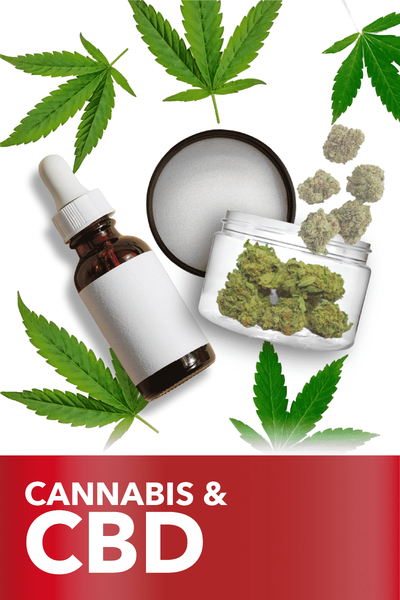 Cannabis Marijuana and CBD Packaging by FH Packaging