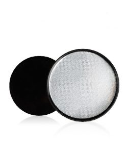 Black Smooth Skirt Lid with Universal Heat Seal Liner