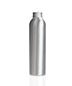 8 oz Silver Aluminum Bottle FH Packaging Wholesale Packaging and Manufacturing